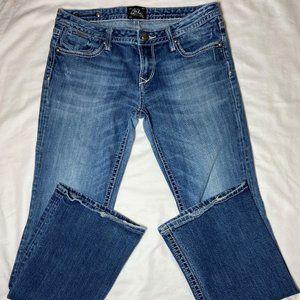 Bebock for Express Medium Wash Boot Jeans - 10R